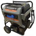 Бензиновый генератор 9 кВт 3 фазы Mitsui Power ECO ZM 10000 E3
