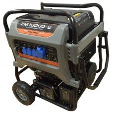 Бензиновый генератор 9 кВт Mitsui Power ECO ZM 10000-E