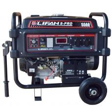 Бензиновый генератор 5 кВт LIFAN S-PRO 5500