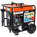 Бензиновый трехфазный генератор Скат УГБ-11500ЕТ  11,5 кВт