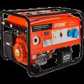 Бензиновый генератор Скат УГБ-6700Е 6,7 кВт
