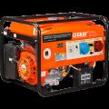 Бензиновый трехфазный генератор Скат УГБ-6700ЕТ 6,7 кВт